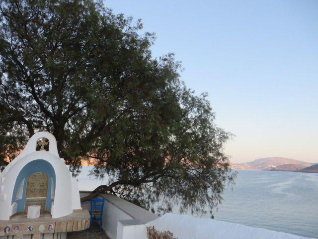Love at first sight! Agios Sostis, Mykonos http://mylandingrunway.wordpress.com/2014/08/28/the-other-side-of-mykonos/
