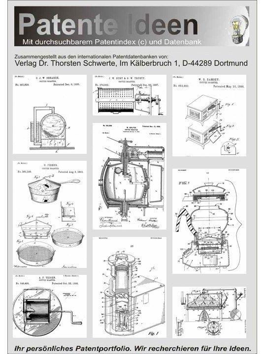 Kaffeeröster, Technik und Entwicklung seit 1855! | eBay