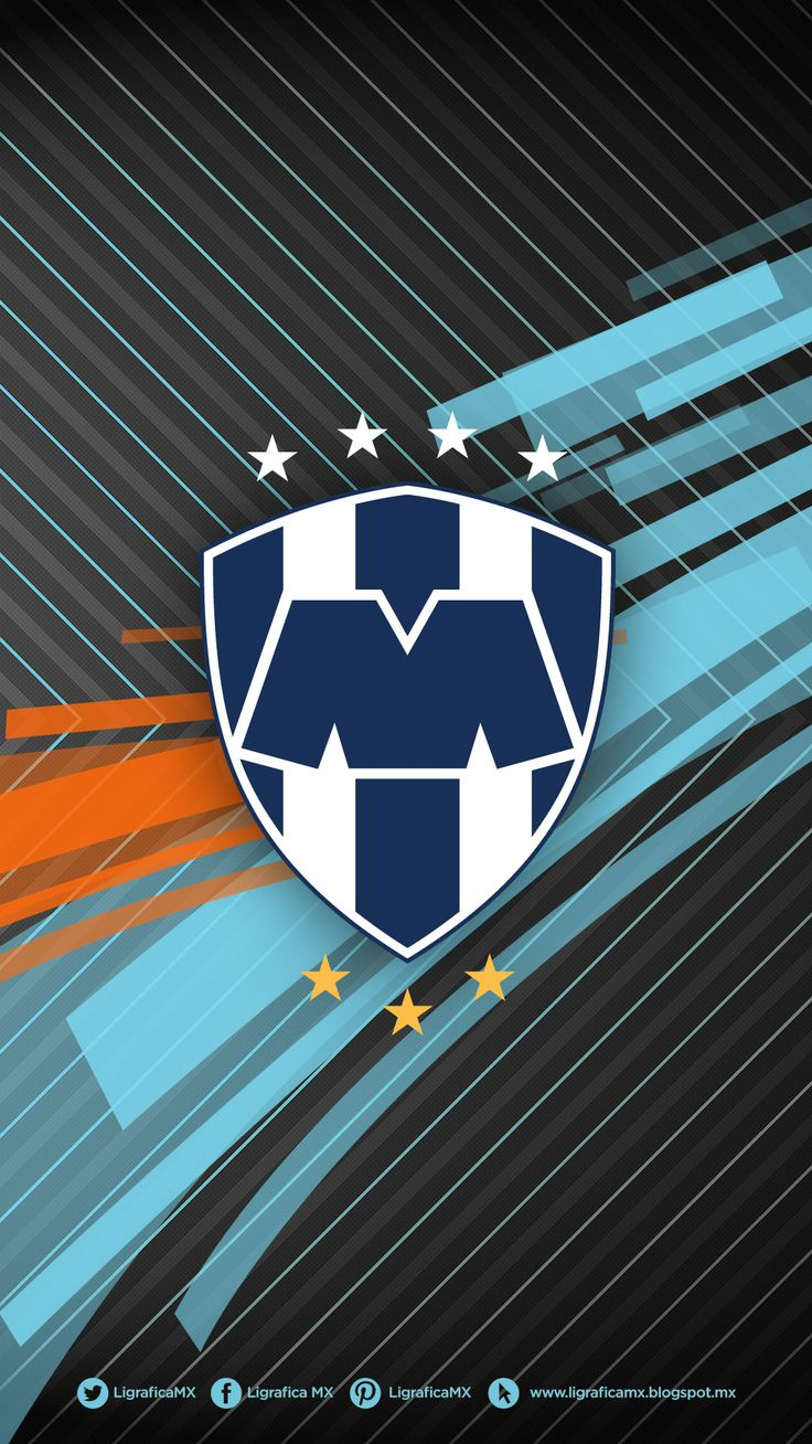 14 Best Images About Rayados Cfm On Pinterest Logos