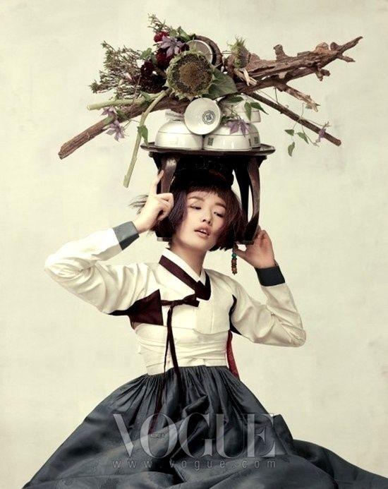 Подиумный ханбок (Трафик) / История моды / Модный сайт о стильной переделке одежды и интерьера