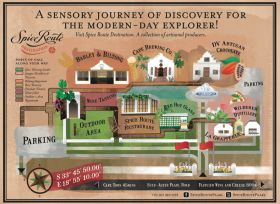 Spice Route Winery is a sensory journey Paarl - South Africa.