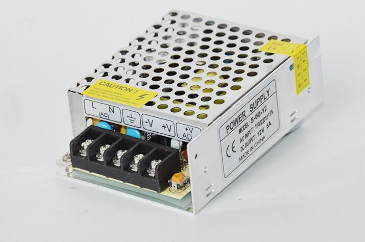 ==> [Free Shipping] Buy Best 12V 5A 60W Switching Power Supply adapter LED strip light transformer 12v Free shipping via china post Online with LOWEST Price | 32763486937