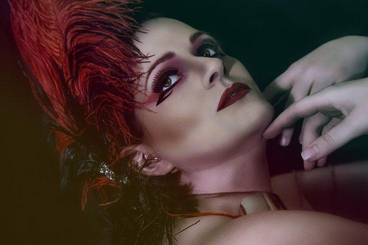 Photographer/Makeup: KeAndra Begay Model: Galen Woida - NeoXeta