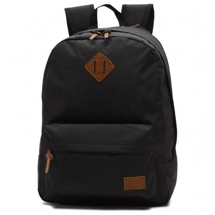 Vans Vans Old Skool Plus Backpack True Black - Vans Europe Official Site