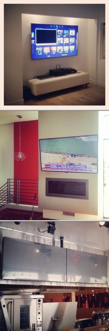 flat screen tv on wall with surround sound. the 25+ best surround sound for tv ideas on pinterest   outdoor entertainment area, backyard kitchen and entertaining flat screen wall with