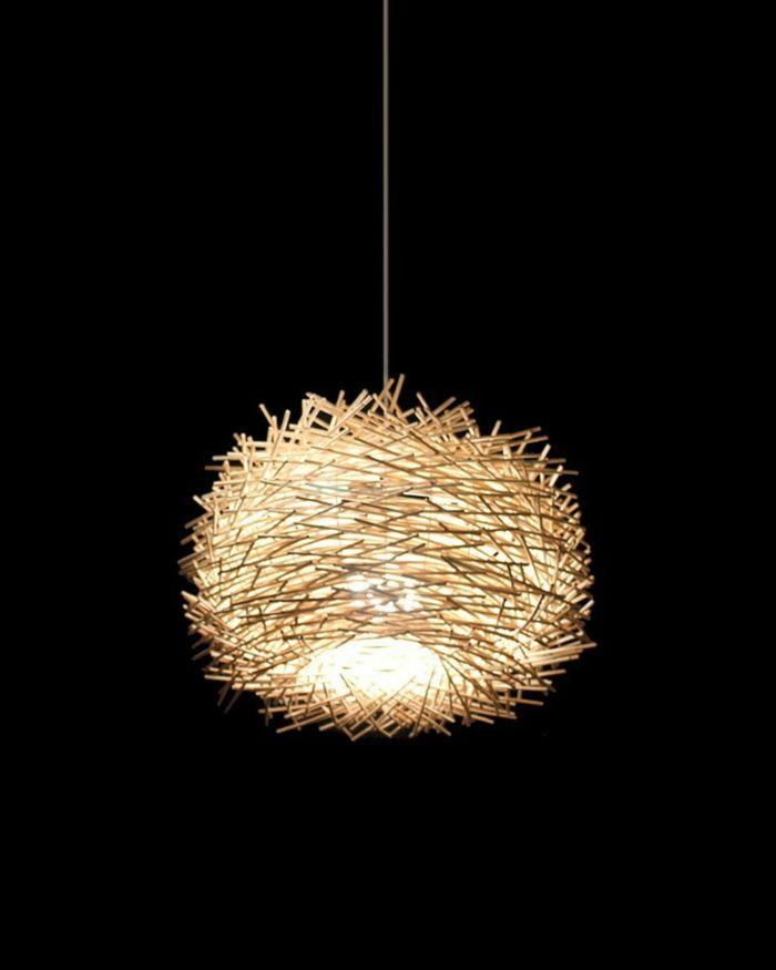 die besten 25 lampe selber bauen ideen auf pinterest. Black Bedroom Furniture Sets. Home Design Ideas