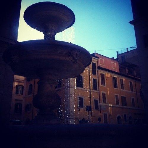 The gold in the water  (presso Magic Rome)
