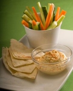 The Chew: Clinton Kelly's Party Appetizers & White Bean Dip Recipe