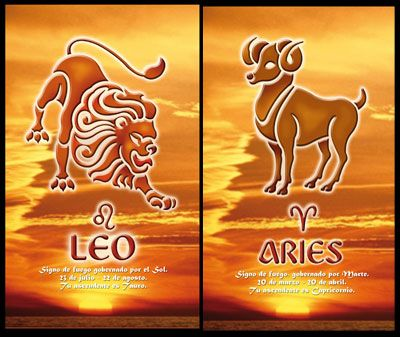 Leo and Aries Compatibility: Beauty Woos the Lion