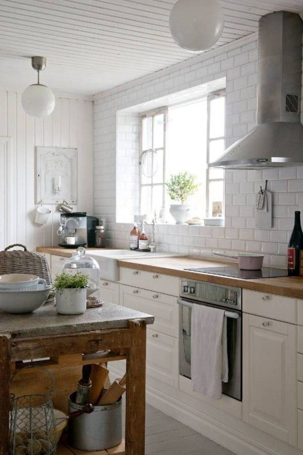 Brilliant Modern Cottage Kitchen Design Home Ideas On Decorating