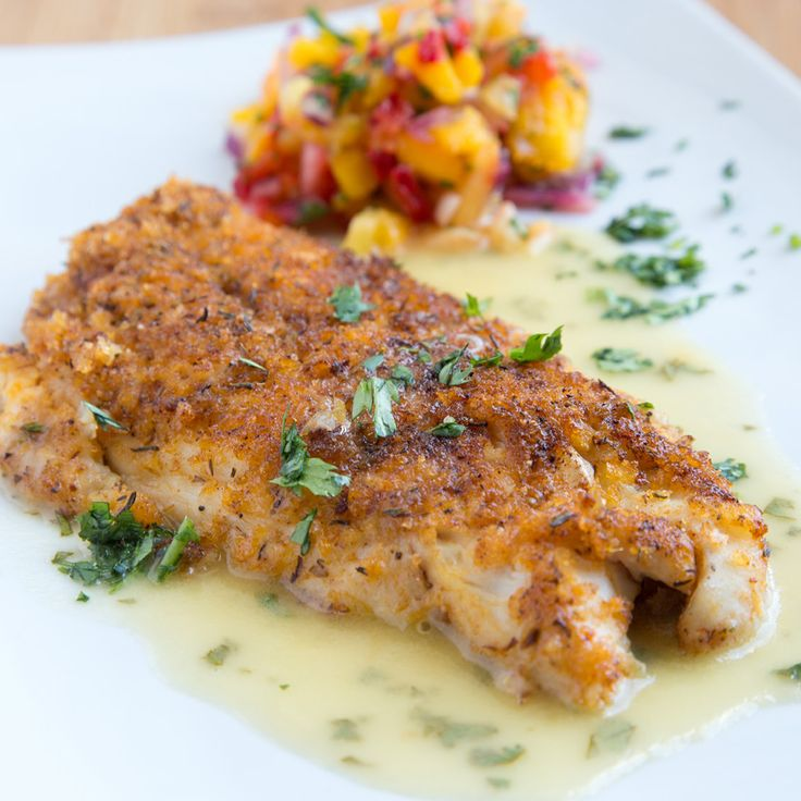 How to Make Cajun Style Florida Snapper with a Lime Margarita Sauce