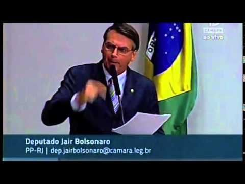 O PASSADO OCULTO DE DILMA ROUSSEFF - BOLSONARO EM DEFESA DO GENERAL ENZO - YouTube