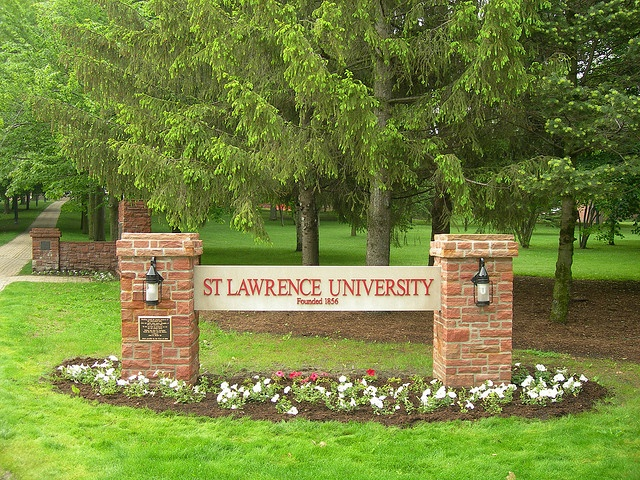 St Lawrence University by jimmywayne, via Flickr
