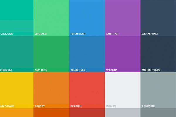 Designsite Flat Design Websites