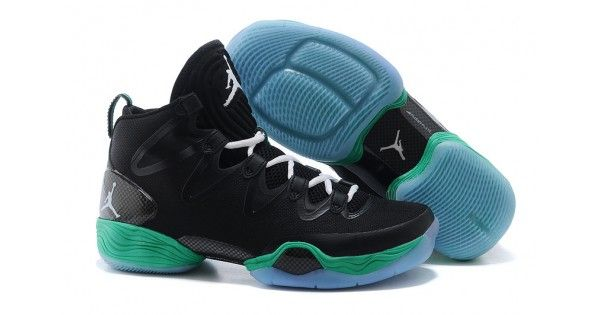 on sale 5d2a6 06130 Buy Newest Nike Air Jordan XXVIII Basketball Shoes Men Black Green with  discount price in UK