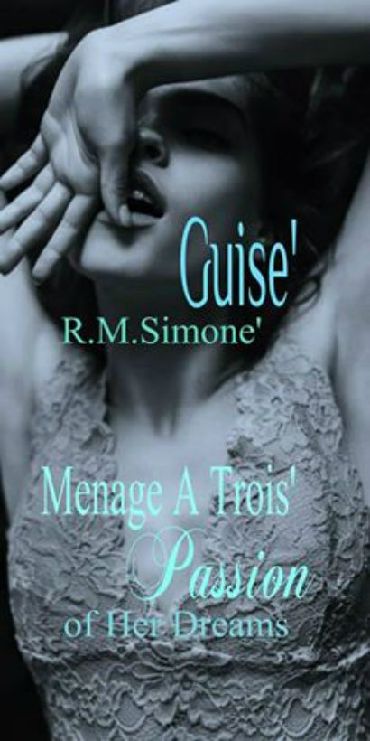 GUISE' the man With Green Eyes…by R.M. Simone'