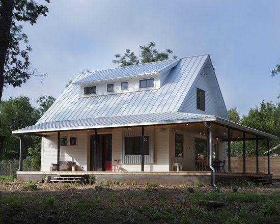 Elegant farm house design spring decorating ideas - Rustic modern farmhouse exterior ...