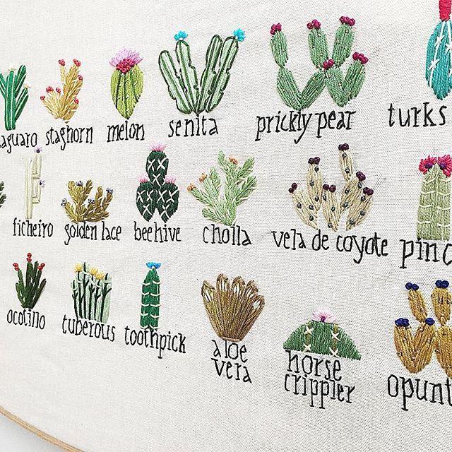 The closest close up I was able to do of this cacti library 😭💚.  .  .  .  .  .  . .  .  #cactus #cactuslover #cactuslove #cacti #cactilove #chromecactus #succulove #huffpostarts #etsy #etsyshop #etsyseller #etsyhunter #etsyusa #yolishdesigns #makersgonnamake #makersmovement #makersvillage #dscolor #dstexture #abmlifeiscolorful #abmcrafty #abmplantlady #makeitwithmichaels #ohwowyes #modernmaker #publishcrafts #cylcollective #craftsposure #thefiberstudio #jungalowstyle