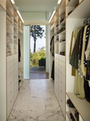 Closet With A View.Retirement Closet. Walk Through ...