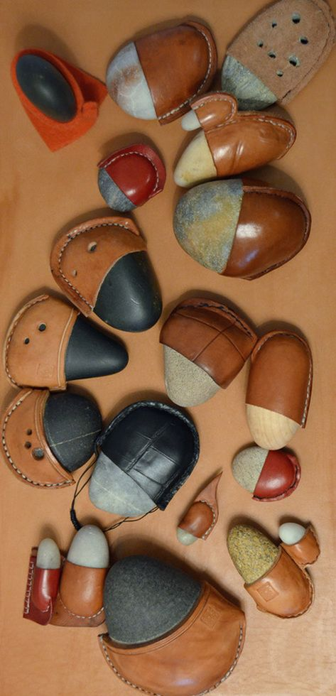 LEATHER STONE...Just becasue you can doesn't mean you should...MXS