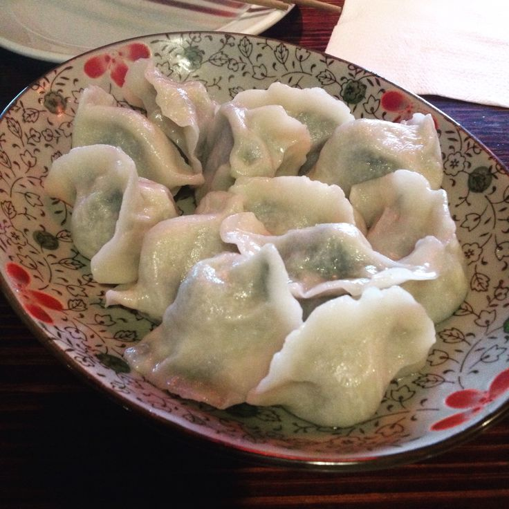 Moo Chi in Fusion (Fitzroy): Prawn & Chives Dumplings [7/10].