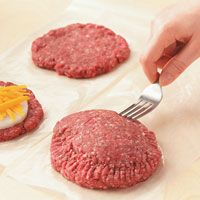 How to Make Stuffed Burger..my Hubby & kids will Luv this!
