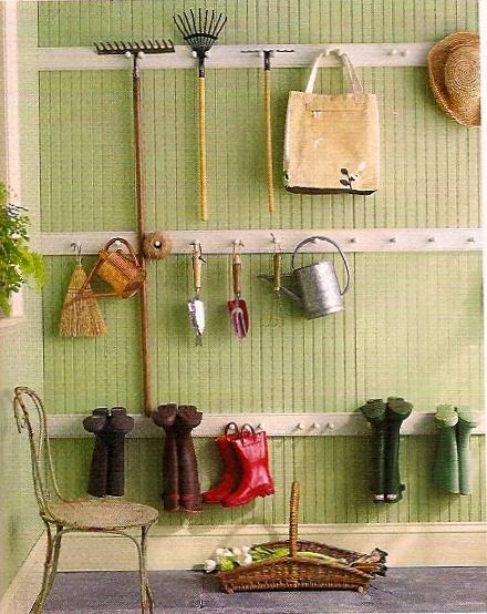 24 best Garden Shed Interior images on Pinterest | Garden sheds ...