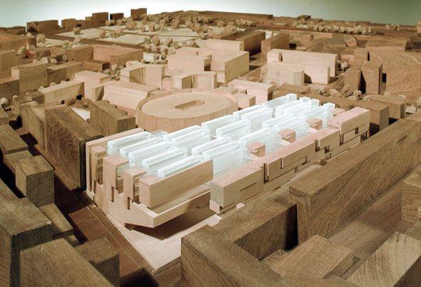 Grafton Architects: Università Luigi Bocconi, Milan