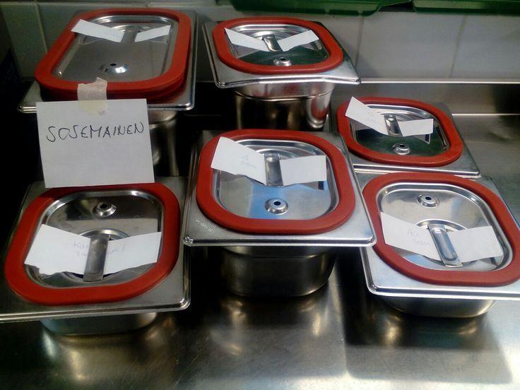 Jauheihakastike päivän soseruoka-astiat! Juvakoti keittiö 23.2.2017