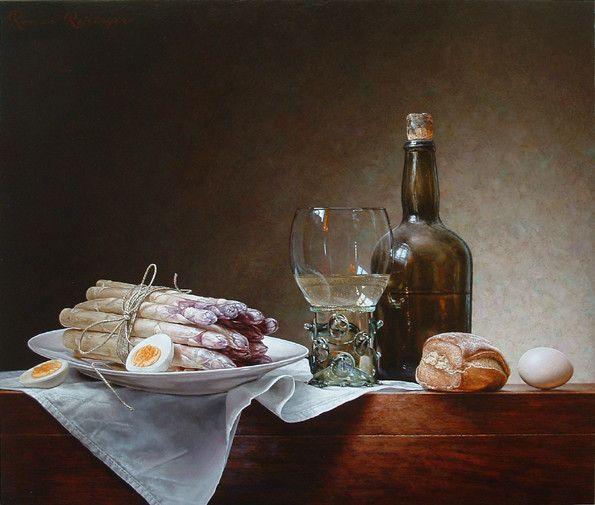 Roman Reisinger - Still life with Roemer
