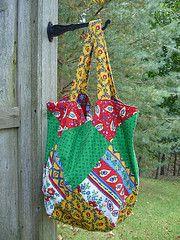 Schlep Bag free pattern