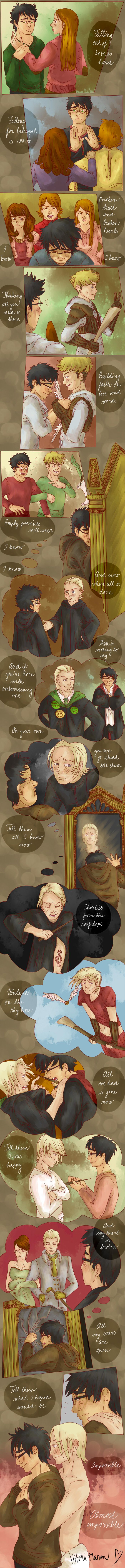 DRARRY Almost Impossible by HitoriMaron on DeviantArt