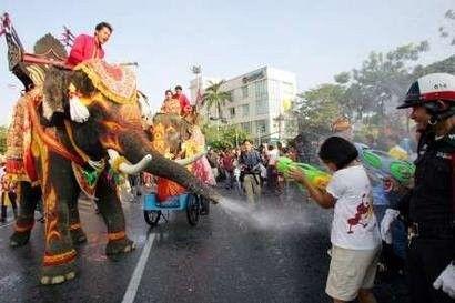 Songkran, Thailand New Year