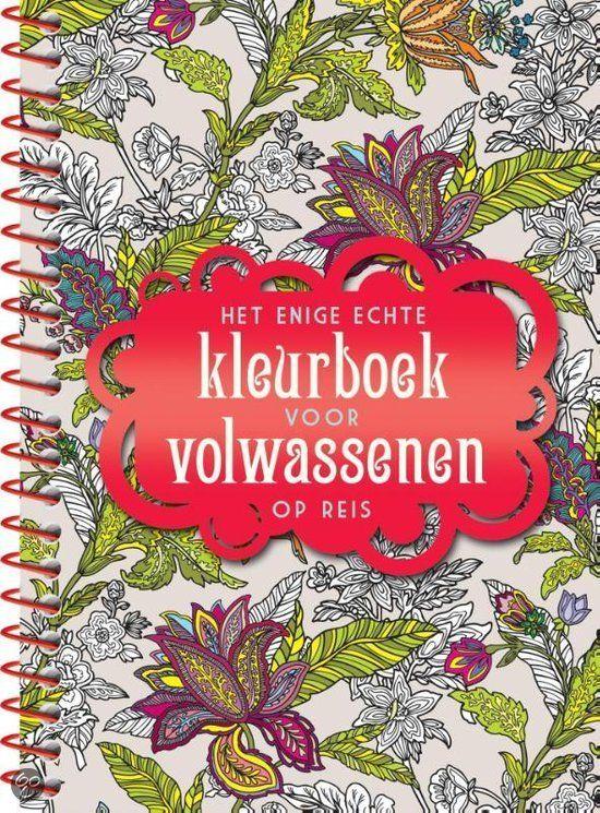 Kleurboek Voor Volwassenen Coloring BooksAdult