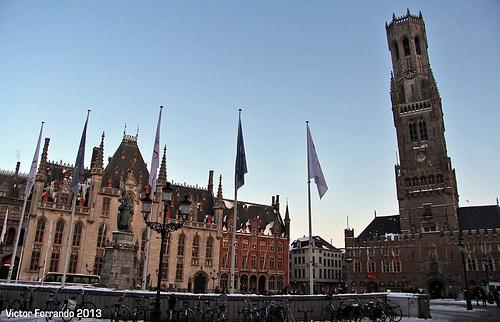 Brujas - Bélgica   http://www.fotoescapada.com/brujas-ciudad-canales-chocolate-historia/