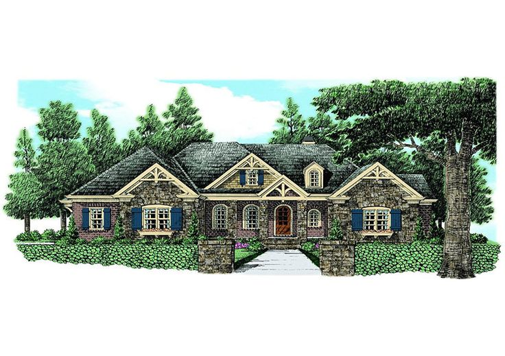 Southland Custom Homes - Custom Home Builder in Georgia - Browse Our Home Plans