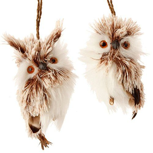 34 best Owl Christmas ornaments images on Pinterest  Christmas