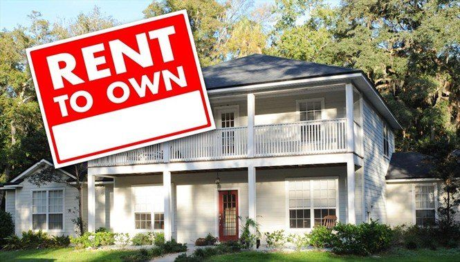 What Is Rent To Own A Home Rent To Own Homes Renting A House