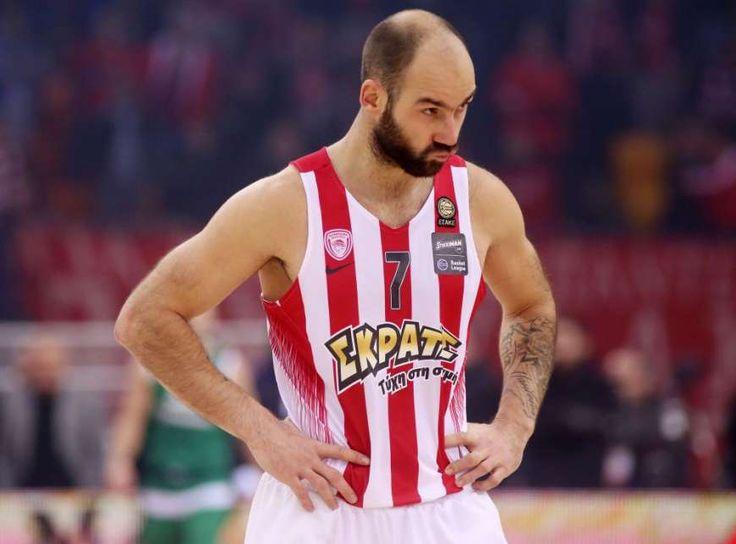 Ούτε σήμερα θα απολαύσουμε τον #Kill_Bill στον αγώνα της 2ης αγωνιστικής για την #BasketLeague μέσα στην Κύμη. #Red_White #Kymi #Olympiacos
