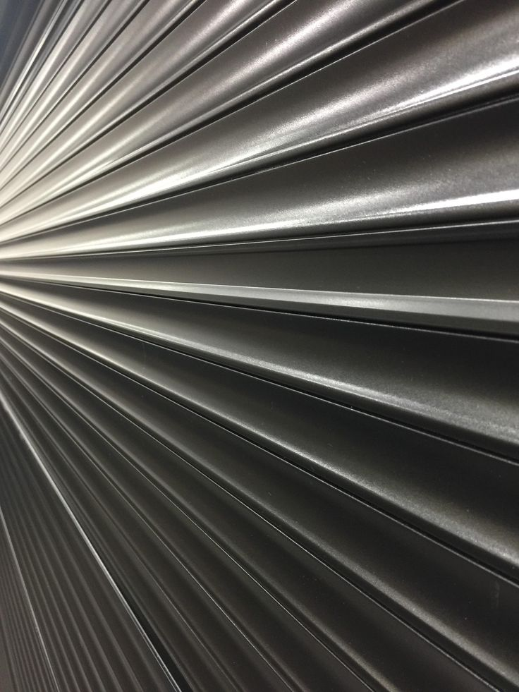 Rollok has a wide variety of rolling shutter and door materials that allow our company to partner with you on the right look and function.