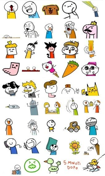 Sio Stickers Fun - Stickers Telegram