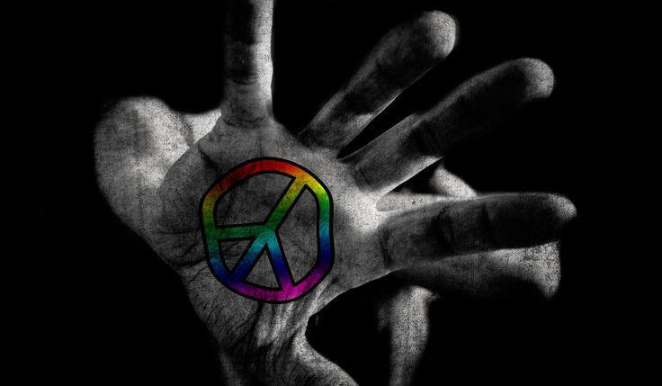 https://flic.kr/p/A9aqfZ | Peace-Paris | For a better world