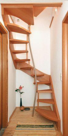 Escaliers gain de place