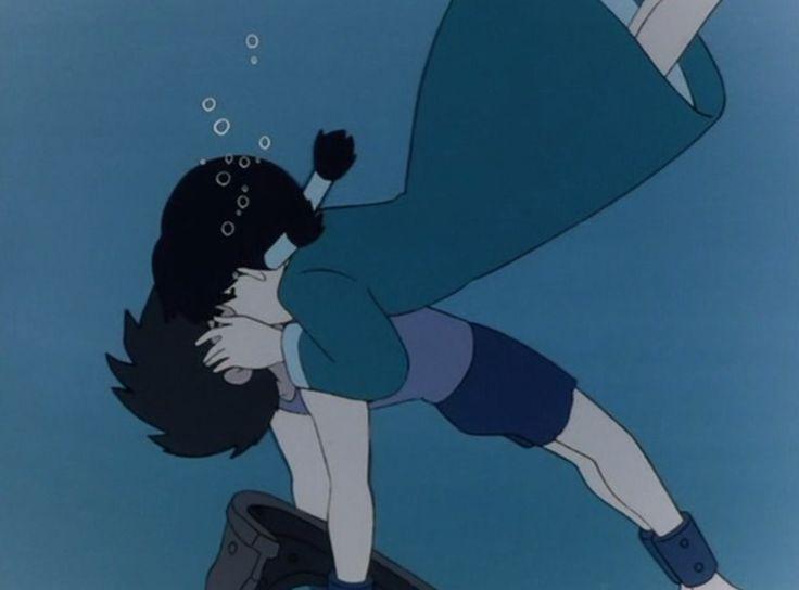 Conan Il Ragazzo del Futuro - Una delle sequenze che più mi emozionarono da piccolo... e anche da grande... :)