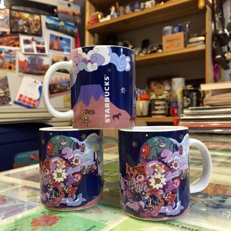 Starbucks city Mug Jeju.   Demitasse Jeju Mug.   #Starbucks #CityMug #Jeju #Demitasse #Jejdo #Mug