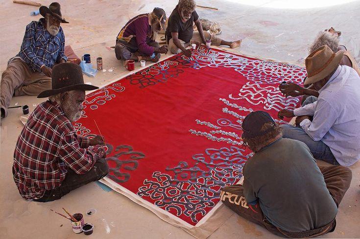 Indigenous Aussie artists