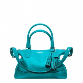 LEGACY LEATHER MOLLY SATCHEL Coach