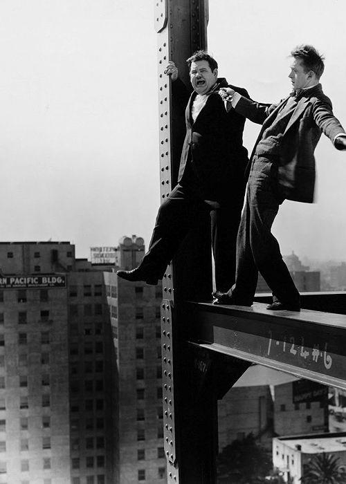 Laurel and Hardy - Original Old School Comedians  Comedy Central comic comics vintage retro TV movie movies