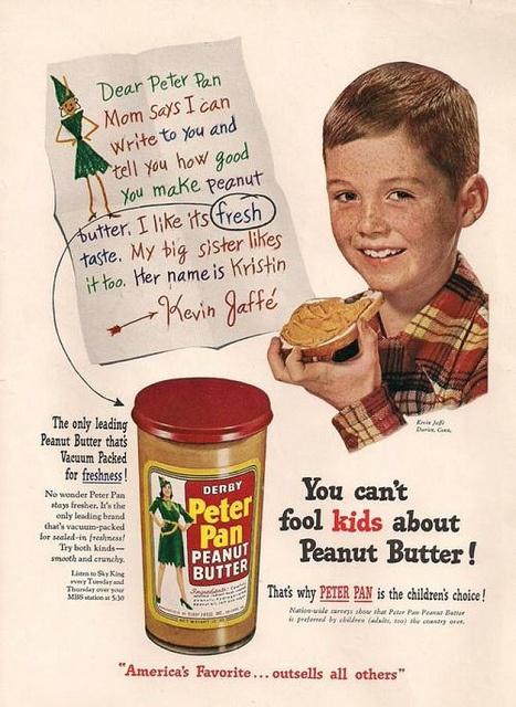 Peter Pan Peanut Butter | Flickr