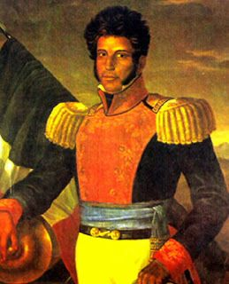 Mexico's First Black President-Vicente Guerrero